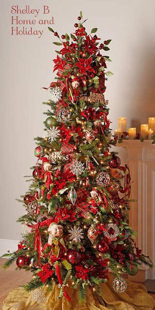 raz christmas  shelley  home  holiday decorated