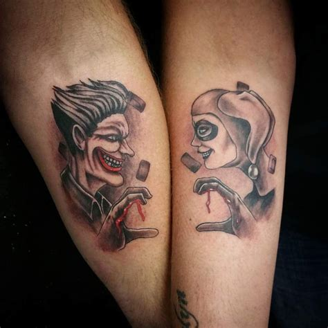 unusual couple tattoos 60 tattoos to keep the forever alive