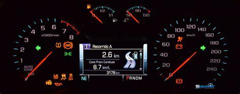 tablero de chevrolet prueba nuevo chevrolet cruze turbo ltz a t 16 valvulas