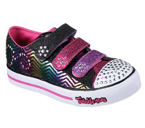 skechers sparkle light up shoes buy skechers twinkle toes up sparkle spice s