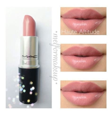 mac lipstick color mac lipstick haute altitude my favorite lipstick by