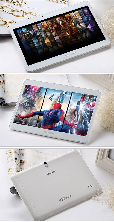 Samsung Tab N9106 samsung n9106 10 1 inch hd phone call 3g dual sim card slot tablet pc 2g ram 16g rom