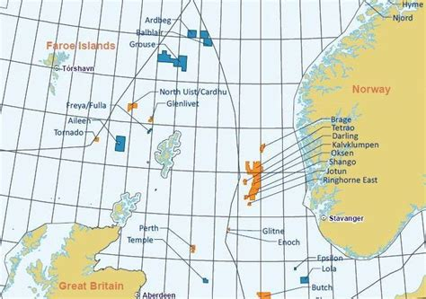 faroe petroleum wins new licences on uk continental shelf