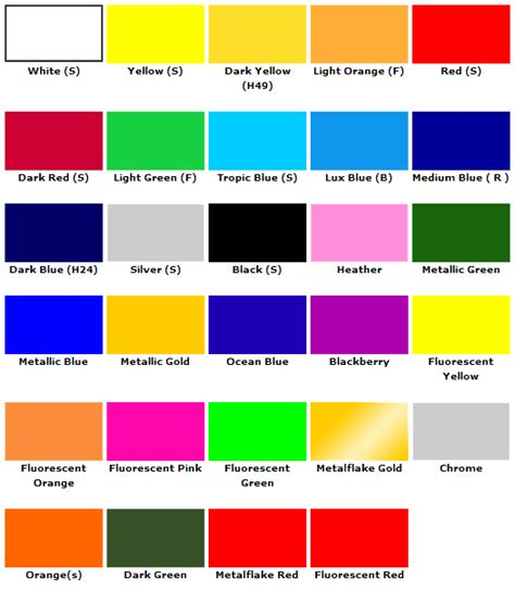 list of primary colors is it possible that one day we will discover a