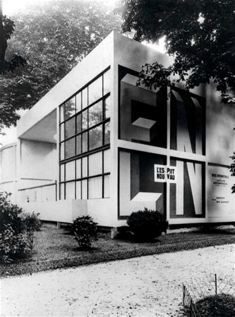 Pavillon L Esprit Nouveau by 17 Best Images About Le Corbusier Plan Voisin On