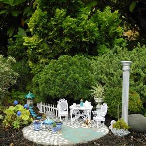 winterizing your miniature or gardens the mini - Winterize Garden