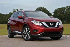 Nissan Murano Images 2016 Nissan Murano Driven Picture 687622 Car Review