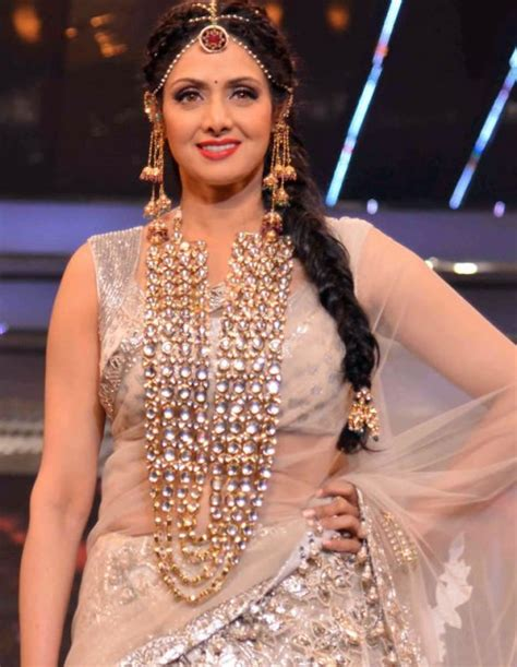 Sridevi Wardrobe by Actresses Who Don T Look Their Age