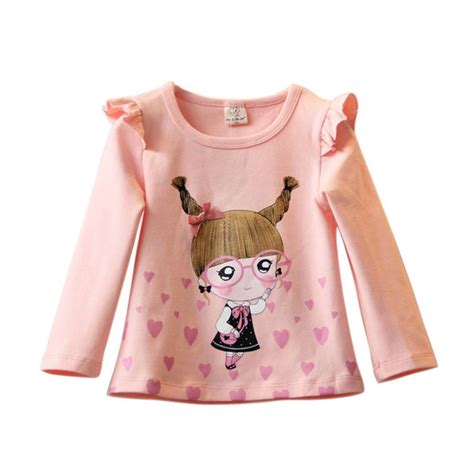 Blouse Vaby baby clothes autumn sleeve cotton bottom t shirt blouse tops ebay