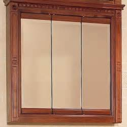 3 panel mirror medicine cabinet jsi newport birch 30 quot w bathroom vanity medicine cabinet