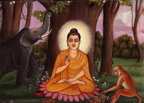 Handmade Artists - buddha handmade on canvas siddharth gautam