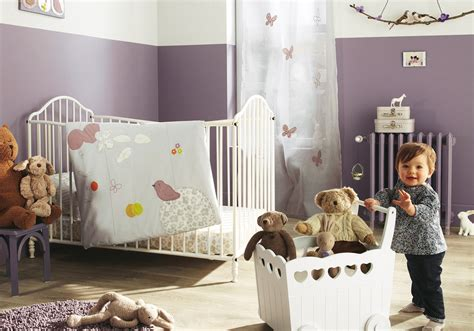baby room curtain ideas 11 fantastic baby nursery design ideas by vertbaudet purple white curtain interior design