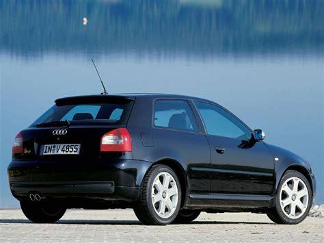 Audi A3 8l 1 8 T Quattro by Audi S3 8l 1 8 T 210 Hp Quattro