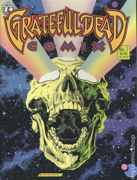 Grateful Dead Comix (1991 1st Series) comic books