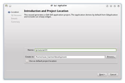 qt tutorial free download basic qt programming tutorial qt wiki