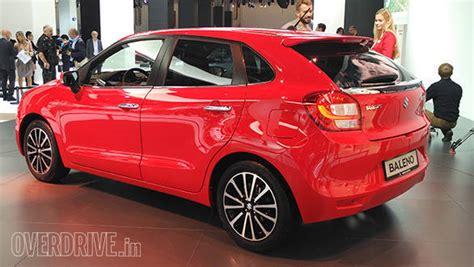 Suzuki Baleno Hatchback Maruti Suzuki To Launch The Baleno Hatchback In India On