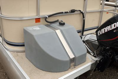 pontoon boat fuel tanks research 2009 weeres pontoon boats fish 16 on iboats