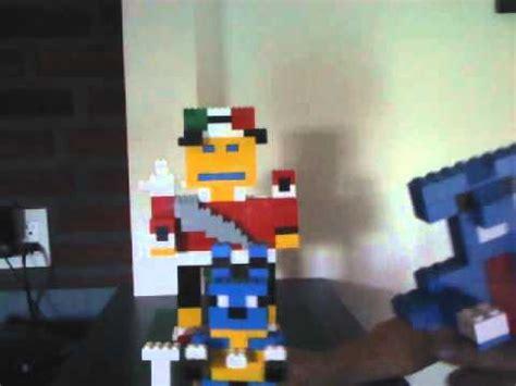 lego lucario tutorial full download how to make lego pokemon lucario
