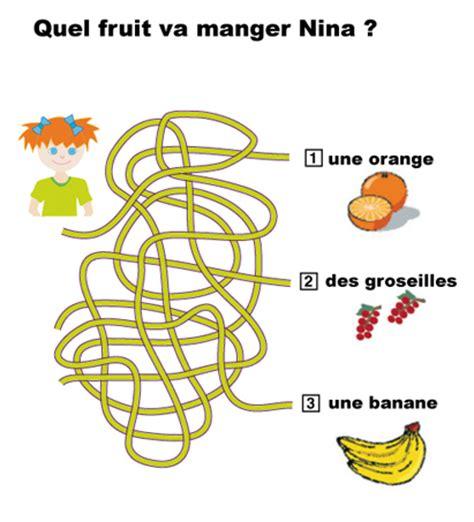 Jeux De Fil by Jeu Fils M 234 L 233 S Vocabulaire Des Fruits N 176 2 T 234 Te 224 Modeler