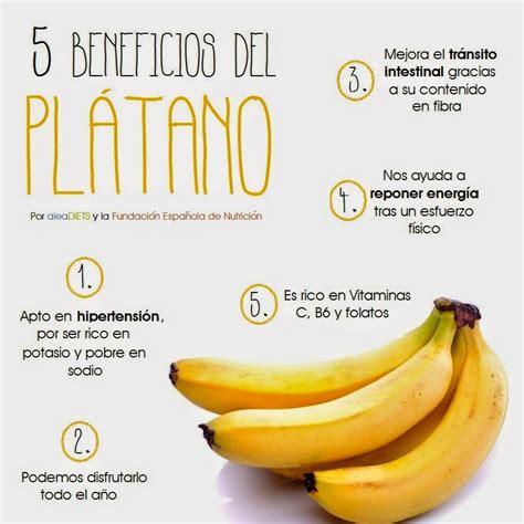 q proteinas tiene el platano es saludable propiedades y ventajas platano