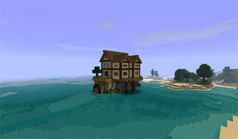 cool beach houses island beach house minecraft minecraft pinterest