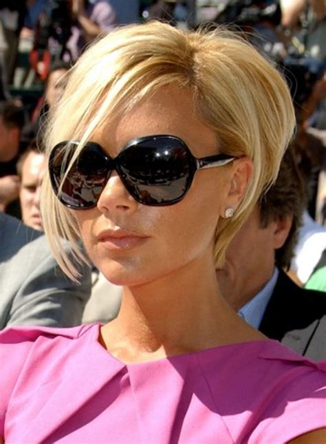 what style i got a bob that looks like triangle victoria beckham thebestfashionblog com
