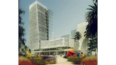siege banque populaire casablanca adresse enia architectes