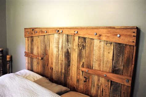 Rustic Wooden Headboard Unavailable Listing On Etsy