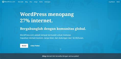 membuat web bisnis dengan wordpress cara membuat website dengan wordpress pakar