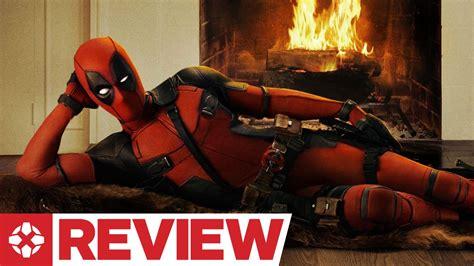 deadpool review deadpool review