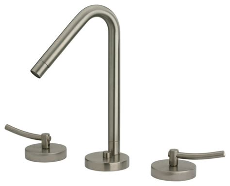 Modern Bathroom Sinks And Taps Lavatory W 45 Degree Swivel Spout Pop Up Waste Lever