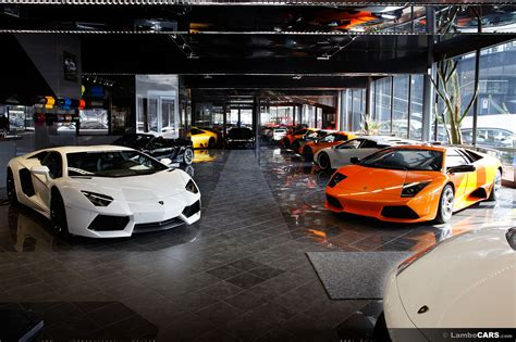 lamborghini showroom lamborghini production how many units per model