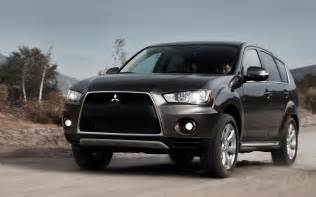 2012 Mitsubishi Outlander Review 2012 Mitsubishi Outlander Reviews And Rating Motor Trend