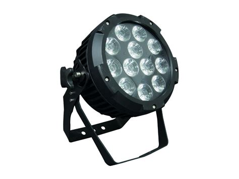 Parled 54 Led 3watt Rgbw G Pro By Sun equipson