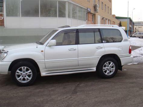 2002 Toyota Land Cruiser 2002 Toyota Land Cruiser Cygnus For Sale 4663cc