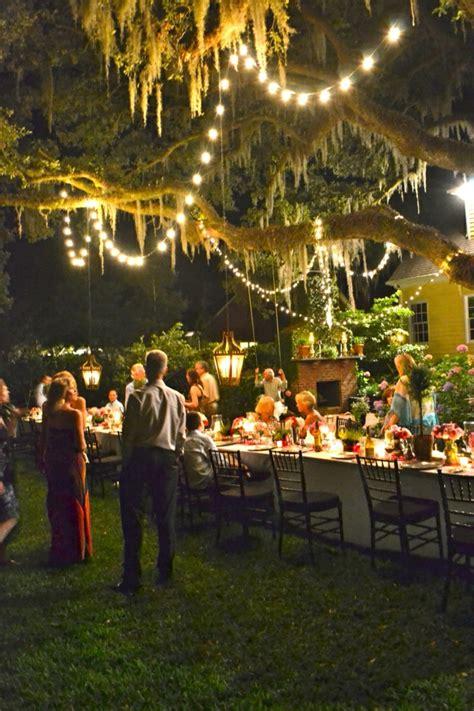 gartenparty beleuchtung 22 deko gartenparty ideen was darf auf einem gartenfest