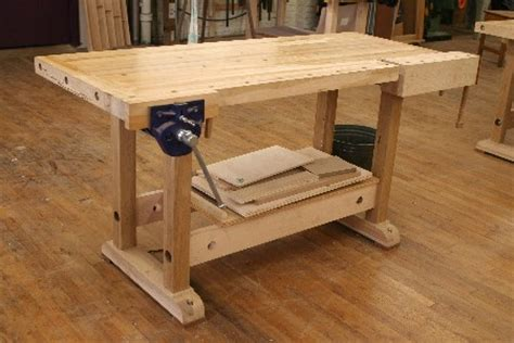 traditional woodworking bench workbenches types wood work