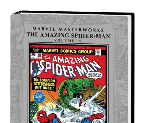marvel masterworks the amazing spider volume 1 new printing marvel masterworks the amazing spider vol 15