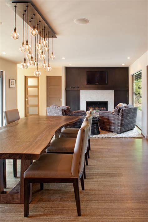 portland rectangular light fixtures dining room