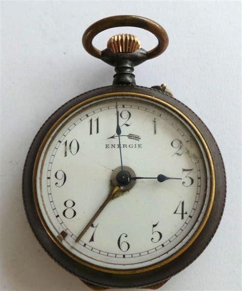 energy pocket with alarm clock catawiki
