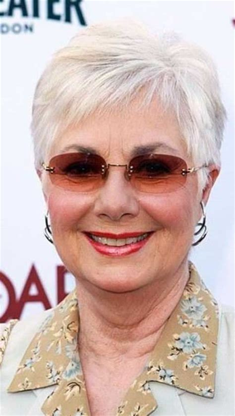 wispy pixie haircuts mature women 20 lovely haircuts for women over 70