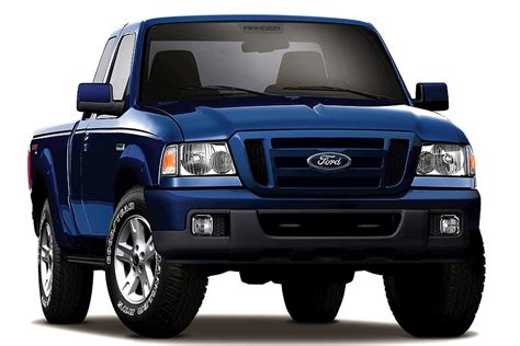 2007 ford ranger reviews specs and prices cars com