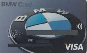Bmw Visa Gift Card - bank card bmw card visa bmw bank of north america united states of america col us