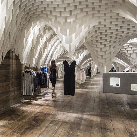 design concept store the shape of things snd concept store by 3gatti knstrct