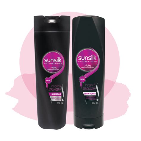 Shoo Sunsilk sunsilk shoo and conditioner for curly hair best
