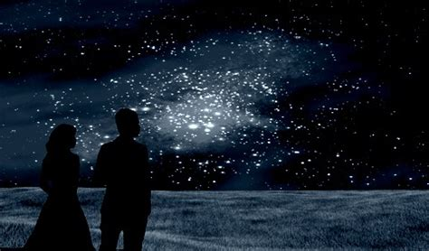 stelle fluorescenti soffitto cielo stellato rifugio amico
