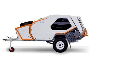 Two Floor Bed tvan camper trailer the original off road camper trailer