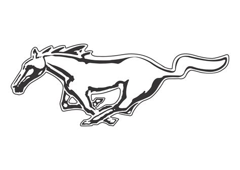 logo ford vector ford mustang logo vector group 84