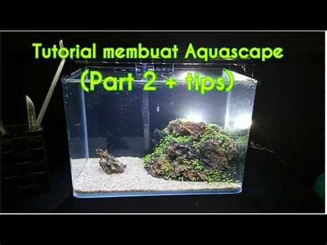 Tutorial Aquascape by Aquascape Tutorial 28 Images Aquascape Tutorial