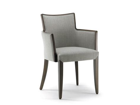 Modern Dining Arm Chairs Padded Armchair Fireproof For Dining Room Idfdesign